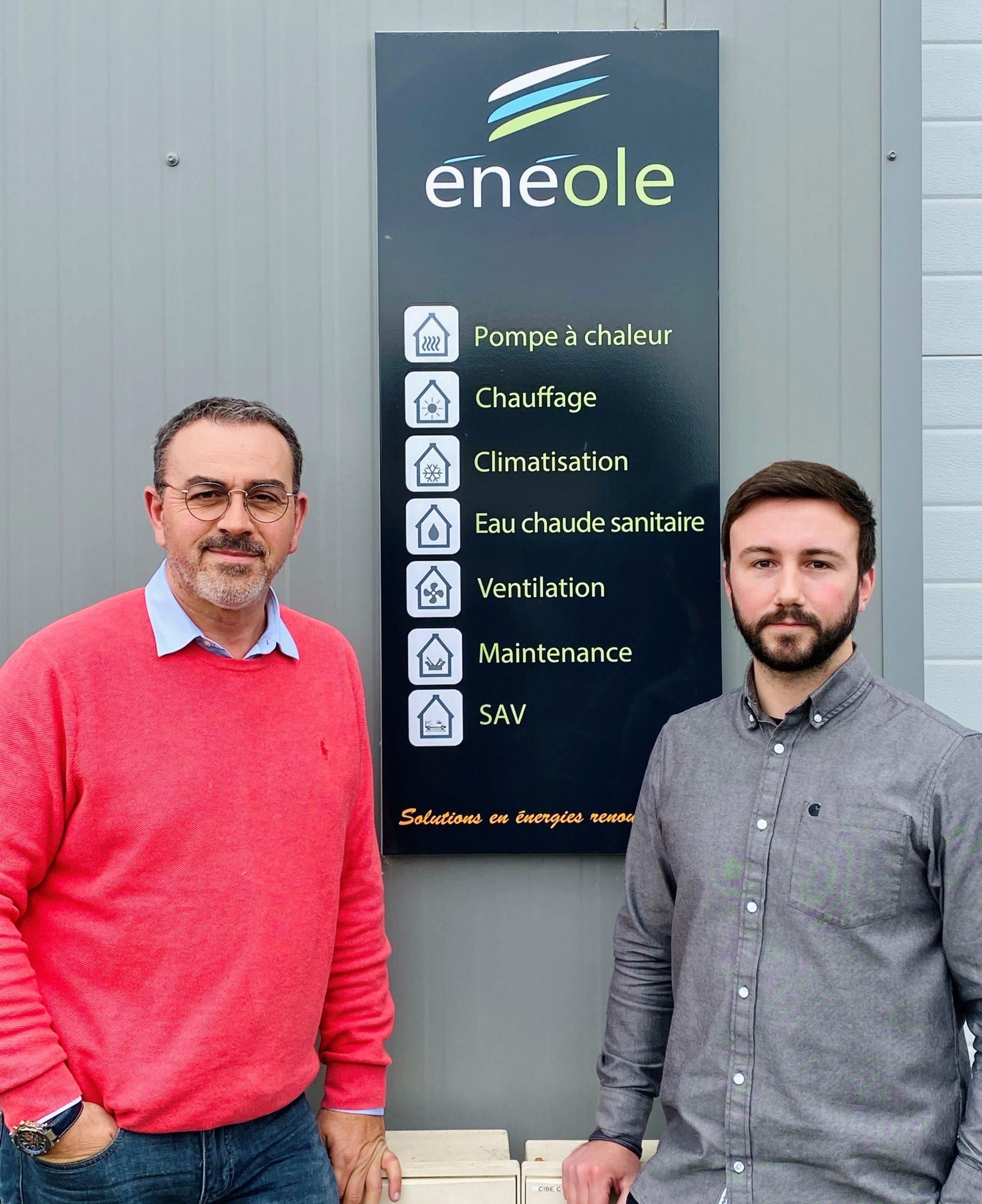 Enéole Toulouse: un nouveau chef d'agence