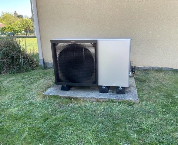 PAC DAIKIN 1 Enéole Chauffage climatisation Castres Toulouse albi